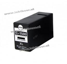 Canon PGI-1500XL Inktcartridge Zwart Hoge Capaciteit
