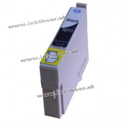 T0711 Epson compatible cartridge Black