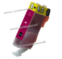 CLI-8M Canon Compatible cartridge Magenta (Met chip)