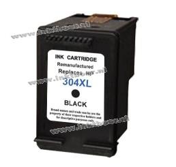 HP 304XL (F6U68AE) inkt cartridge (Zwart) Huismerk