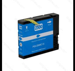 Canon PGI-2500XL Inktcartridge Cyaan Hoge Capaciteit (Huismerk)