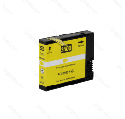 Canon PGI-2500XL Inktcartridge Yellow Hoge Capaciteit (Huismerk)