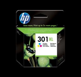Origineel HP 301XL (CH564EE) inktcartridge (Kleur)