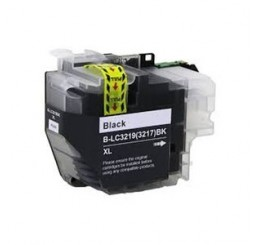 Brother LC-3219XLBK inktcartridge, Black (Huismerk)
