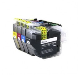 Brother LC-3219XL inktcartridges, Multipack (Huismerk)