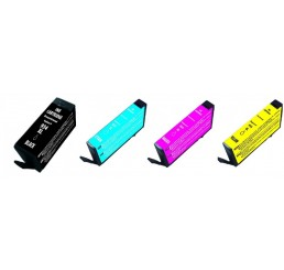 HP 934XL | 935XL BK/C/M/Y inktcartridge Multipack (Huismerk)