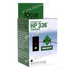 HP 336 C9362EE Inktcartridge (huismerk) Black