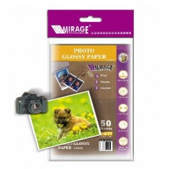 13x18cm Glanzend Waterproof Fotopapier 50 vel 250 grams