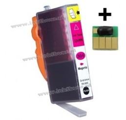 HP 364XL Huismerk Cartridge (Magenta), Met Chip! Nieuwste Versie.