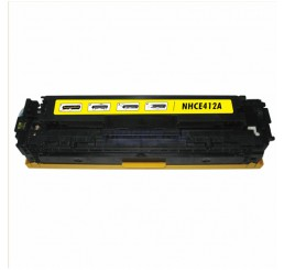 HP CE412A (305A) Toner Cartridge Huismerk (Yellow)