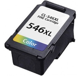 Canon CL-546XL Inktpatroon,  Color (huismerk)