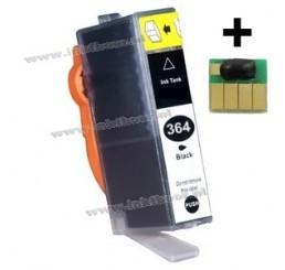 Huismerk HP 364XL inktcartridge - Zwart