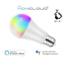 Slimme Dimbare Lamp Wi-FI RGB+CCT
