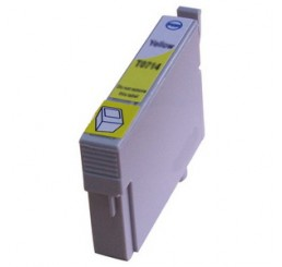 T0714 Epson compatible cartridge Yellow