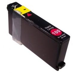 Lexmark Huismerk Inktcartridge 100XL / 14N1070E - Magenta