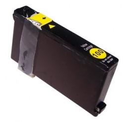 Lexmark Huismerk Inktcartridge 100XL / 14N1071E - Yellow