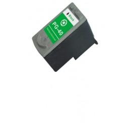 PG-40 Canon Compatible Inktpatroon, Zwart