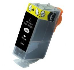 Canon PGI-520BK inktpatroon - Black | Huismerk met chip