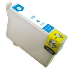 T1282 Epson compatible cartridge Cyaan