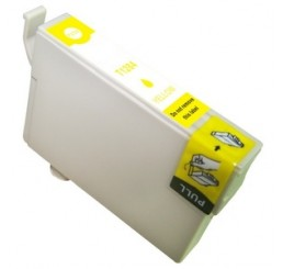 T1284 Epson compatible cartridge Yellow