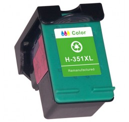 CB338EE HP 351 XL Compatible cartridge, High Capacity