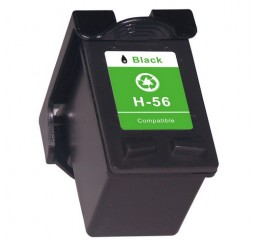 C6656A HP 56 Huismerk cartridge (Black)