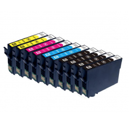 10 Stuks Compatible Huismerk Epson 29XL Multipack
