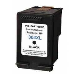 HP 304XL inktcartridge (Zwart) Huismerk