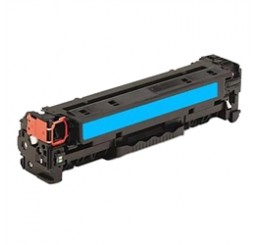 HP 312A (CF381A) Toner Cartridge Huismerk (Cyaan)