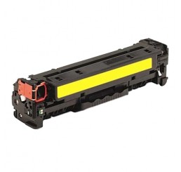 HP 312A (CF382A) Toner Cartridge Huismerk (Yellow)