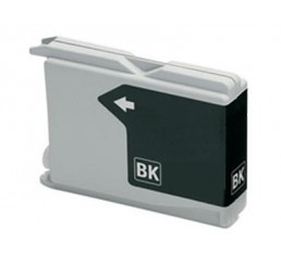 LC-1000BK Brother Compatible inkt cartridge, Black