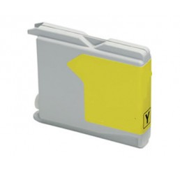 LC-1000Y Brother Compatible inkt cartridge, Yellow