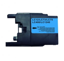 LC-1240C Brother Compatible inkt cartridge, Cyaan