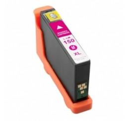 Lexmark 150XL inktcartridge / 14N1616E - Magenta (Huismerk)