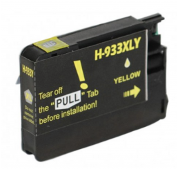 HP 933XL (CN056AE) high-capacity yellow inktcartridge (Huismerk)