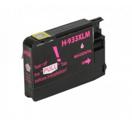 HP 933XL (CN055AE) high-capacity magenta inktcartridge (Huismerk)