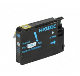 HP 933XL (CN054AE) high-capacity cyaan inktcartridge (Huismerk)