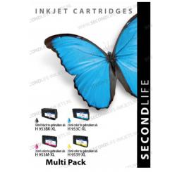 HP 953XL inktcartridges Multipack, Huismerk C/M/Y/BK