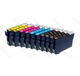 10 Stuks Epson 18XL inktcartridges (Huismerk)