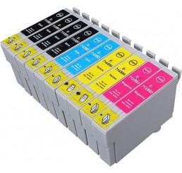 T0715 Epson Multipack 10 stuks (T0711,T0712,T0713,T0714)