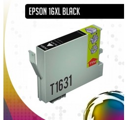 Epson 16XL (T1631) inkt cartridge Black Huismerk
