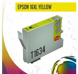 Epson 16XL (T1634) inkt cartridge Yellow, Huismerk