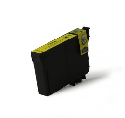 Epson 18XL (T1814) inkt cartridge Yellow Huismerk