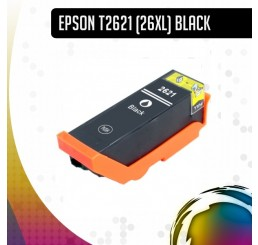 Epson 26XL (T2621) inkt cartridge Black, Huismerk