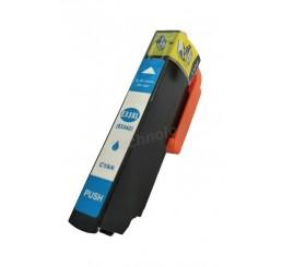 Epson 33XL inkt cartridge Cyaan, Huismerk