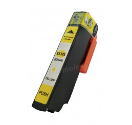 Epson 33XL inkt cartridge Yellow, Huismerk