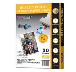 A3 Glanzend Fotopapier 20 vellen 260 grams
