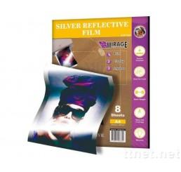 Silver Reflective Film