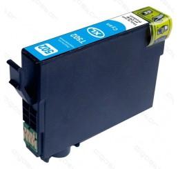 Epson 502XL inktcartridge Cyaan, Huismerk