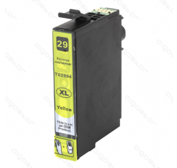 Epson 29XL (T2994) inkt cartridge Yellow, Huismerk